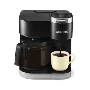Keurig K-Duo Coffee Maker SIngle Serve and Pot